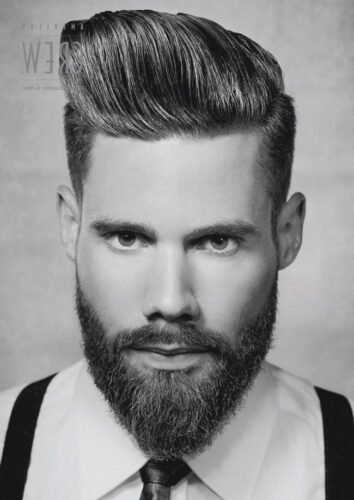 beard-4-354x500 Goatee Styles-50 Popular Goatee Beard Styles for Different Face Types