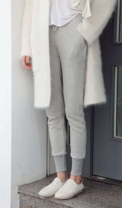 cute-sweatpants-outfits-for-girls-13 Girls Sweatpants Outfits- 20 Chic Ways to Wear Sweatpants