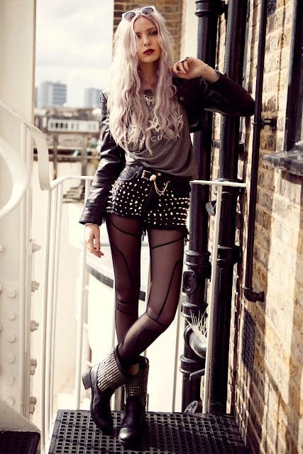 j Studded Clothing-10 Ways to Dress up with Studded Outfits