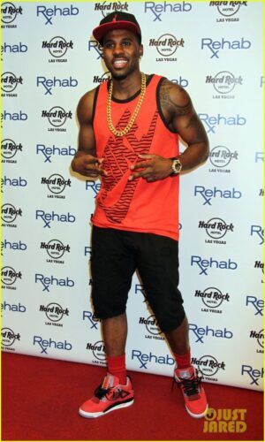 Jason Derulo Hosts The Rehab Pool Party