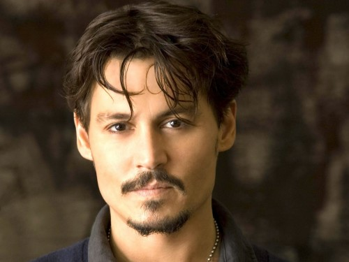 Especially this below,the,chin goatee with moustache is one great styles  for this face shape. johnny depp