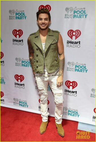 The iHeartRadio Summer Pool Party - Backstage