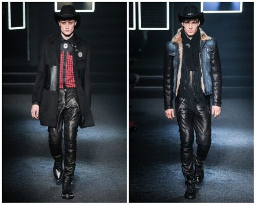 phillip-plein-fall-winter-2014-800x640-500x400 Cowboy Outfits-20 Ideas on How to Dress like Cowboy