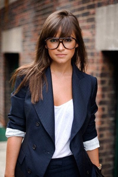 preppy hairstyles for women 11