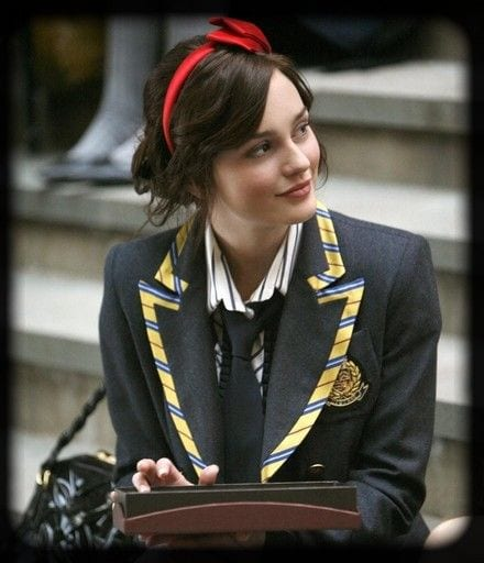 preppy hairstyles for women 17