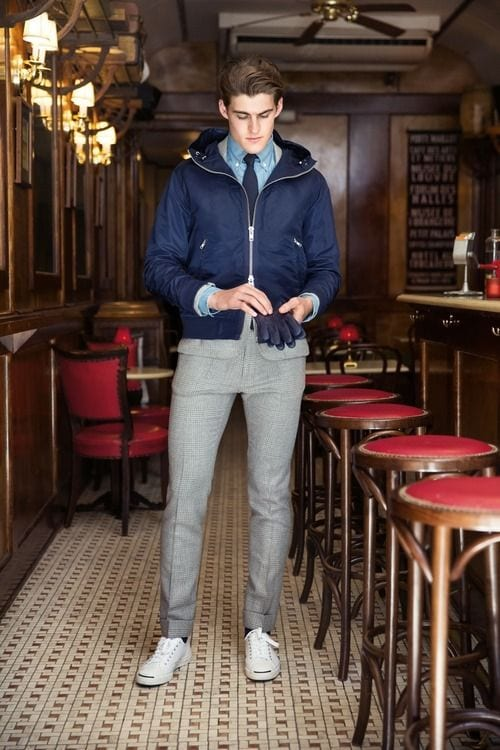 preppy winter outfits for men 6