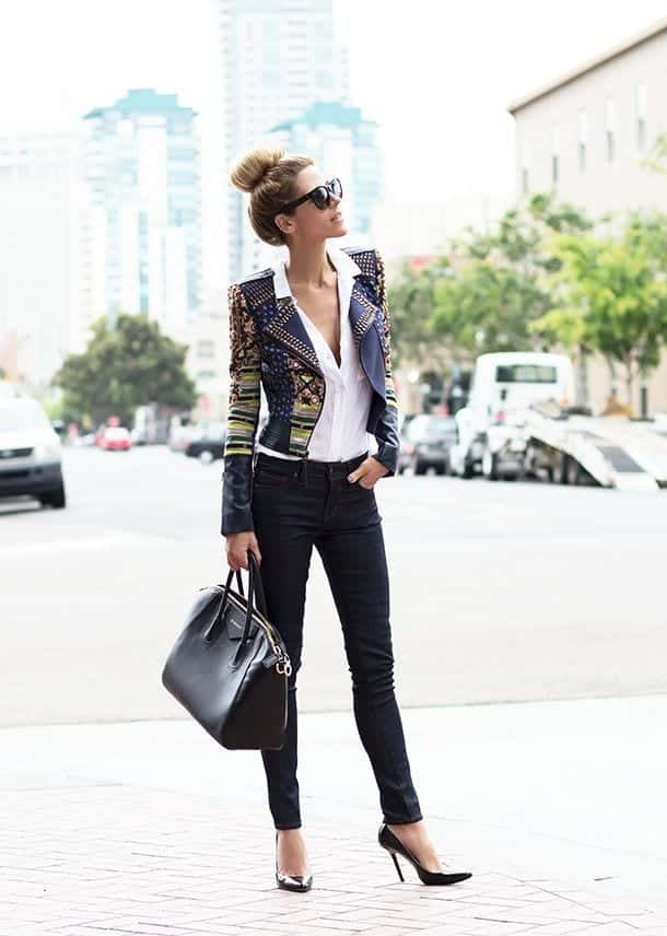 r Studded Clothing-10 Ways to Dress up with Studded Outfits