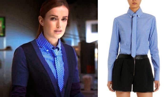 tie 18 Best Check Shirt Outfit Combinations for Girls in All Seasons