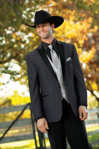 wedding-tuxedo-grey-tony-bowls-portofino-301-5-333x500 Cowboy Outfits-20 Ideas on How to Dress like Cowboy