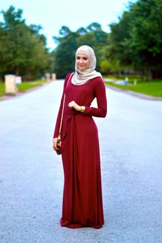 Jilbab fashion ideas for women (6)