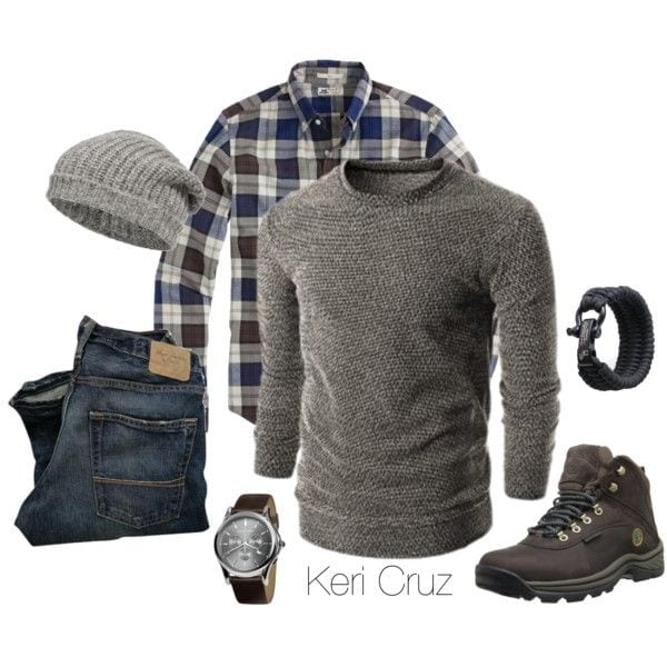 117 18 Best Winter Outfits Ideas For Men To Stay Fashionably Cozy