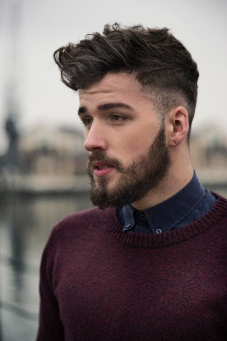 13dc3a00d66b56297fc027e90fe38507 Arabic Style Beard - 25 Popular Beard styles for Arabic Men