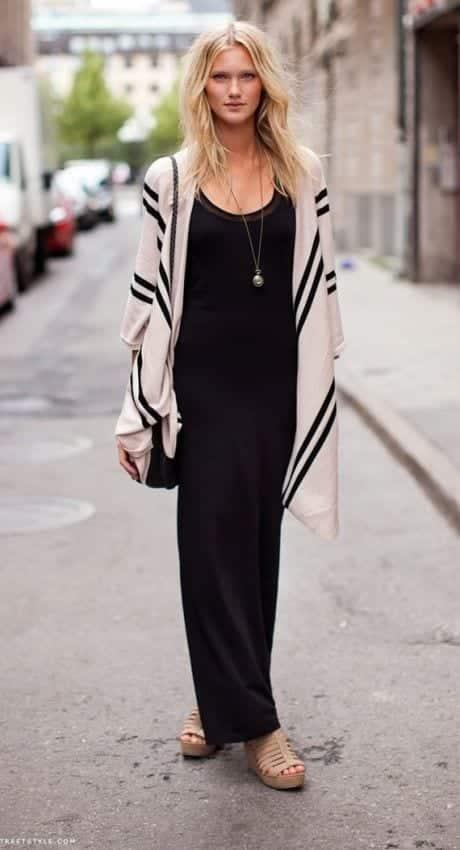 151 Kimono Outfit Ideas- 20 Ways To Dress Up With Kimono Outfits