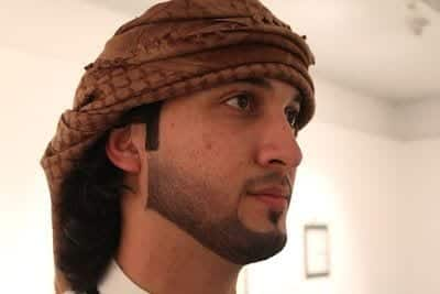 20edd7bd550dd7f669853a1b89fbf758 Arabic Style Beard - 25 Popular Beard styles for Arabic Men