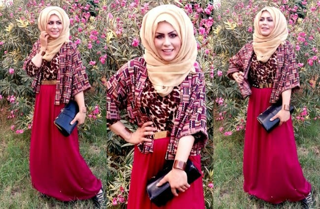 21 20 Best Hijab Styles for Short Height Girls to Look Tall