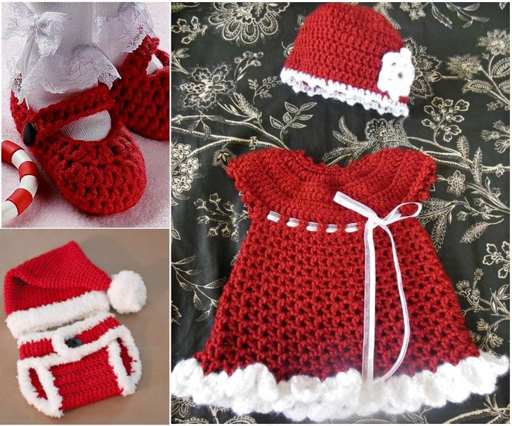 2a23abd92781926fa4801807a0e2c319 10 Cute christmas outfits for babies and toddlers This Year