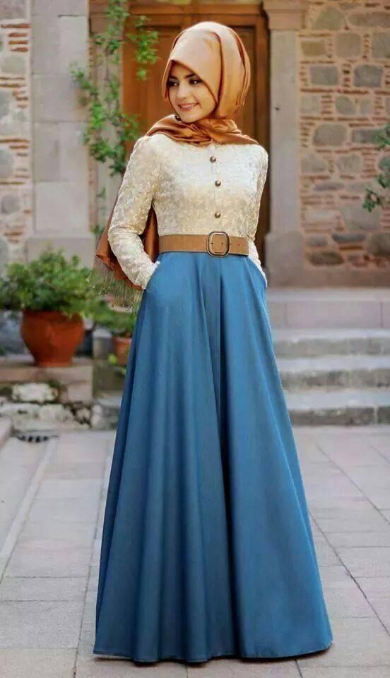 Jilbab fashion ideas for women (4)