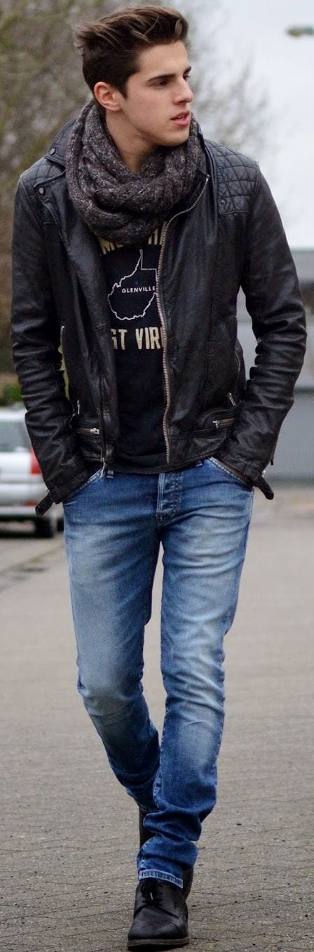 33 18 Best Winter Outfits Ideas For Men To Stay Fashionably Cozy