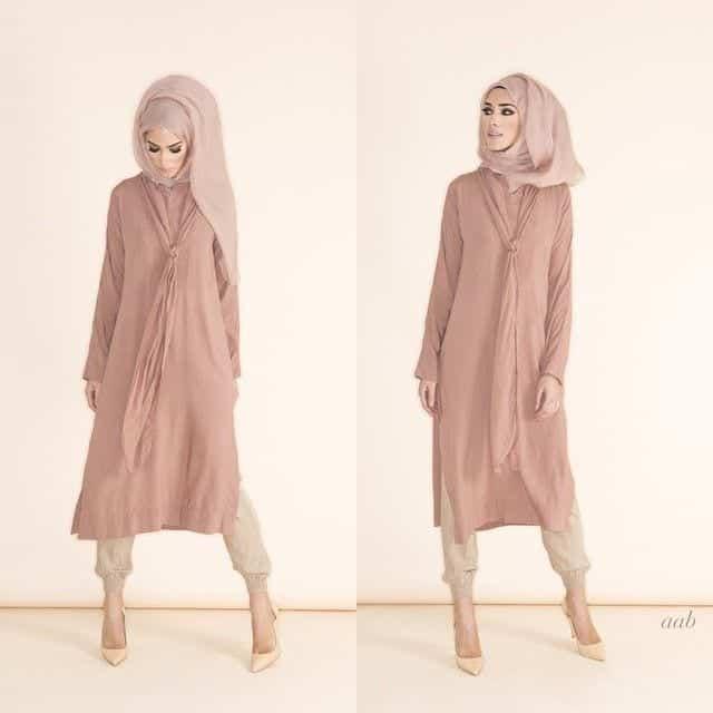 Jilbab fashion ideas for women (23)