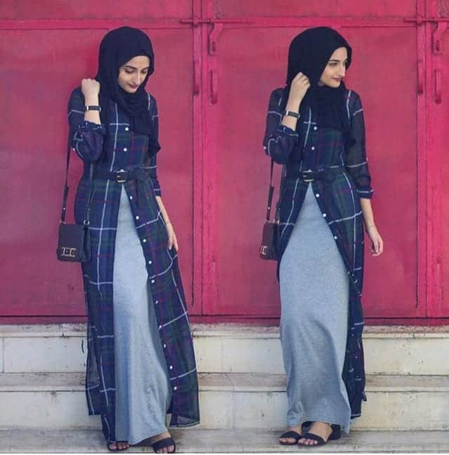 Jilbab fashion ideas for women (8)