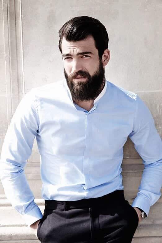 9a37c74e2d8226b779f1e86ede49b259 Arabic Style Beard - 25 Popular Beard styles for Arabic Men