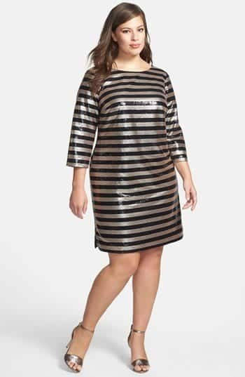 New-Years-Eve-7 Plus Size New Year's Eve Outfit Ideas- 25 Dress Combinations