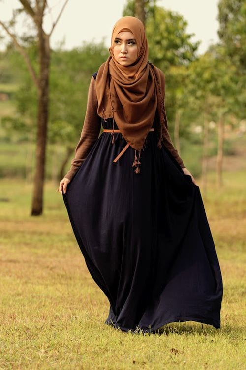 Jilbab fashion ideas for women (25)