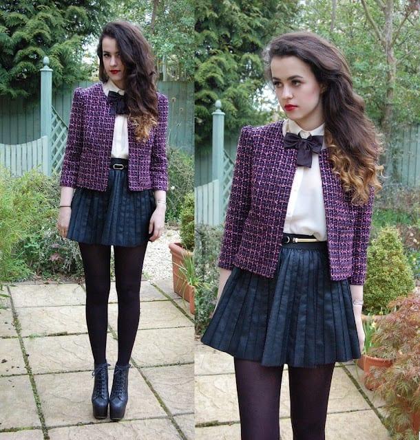 b037209df6ce35be2510e315473ab581 Gossip Girl Outfits - 20 Ideas How to Dress like Gossip Girl