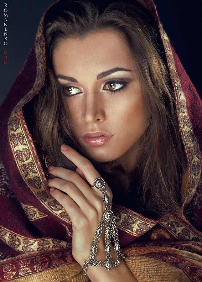 most beautiful muslim girls 7