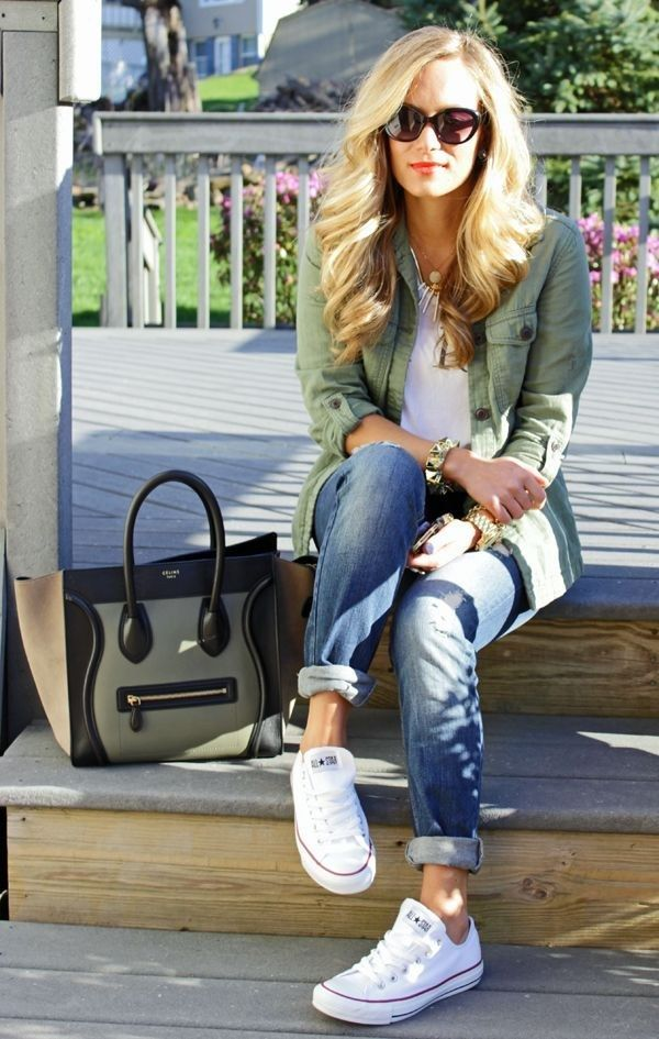 c072c730b5994b134ae99ae8fc96ca22 College Girl Outfits–30 New Fashion Tips for College Girls