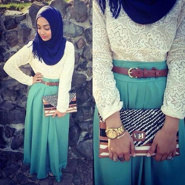 Jilbab fashion ideas for women (24)