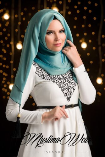 hijab2-334x500 30 Cute Hijab Styles For University Girls - Hijab Fashion