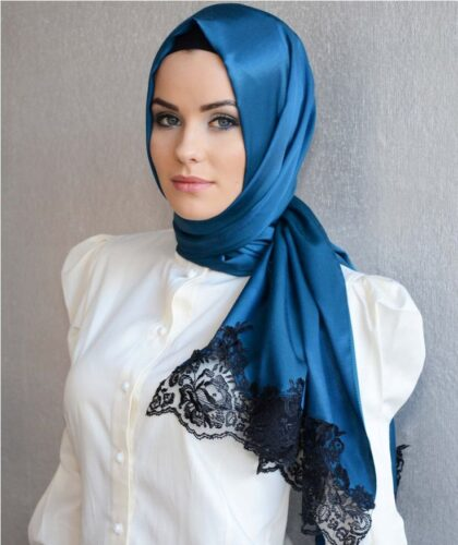 hijab26-420x500 30 Cute Hijab Styles For University Girls - Hijab Fashion