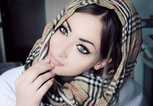 Loosely Tied Hijab fashion style