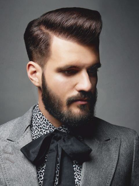 modern-beard-styles-for-boys-2014-arabic-men-haircuts-inspiration-of-2014-hairstyles-magazine-HD-Wallpaper-Picture Arabic Style Beard - 25 Popular Beard styles for Arabic Men