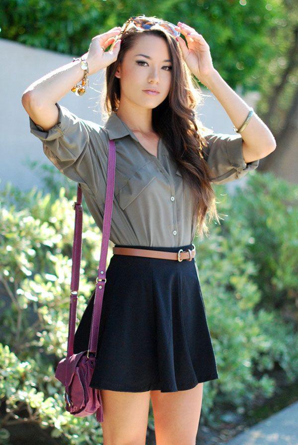 outfit102 25 Cute Back To School Outfit Ideas For Flawless Look