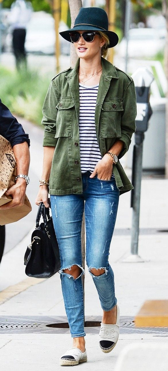 outfit32 Outfits With Espadrilles–17 Ideas How To Wear Espadrilles