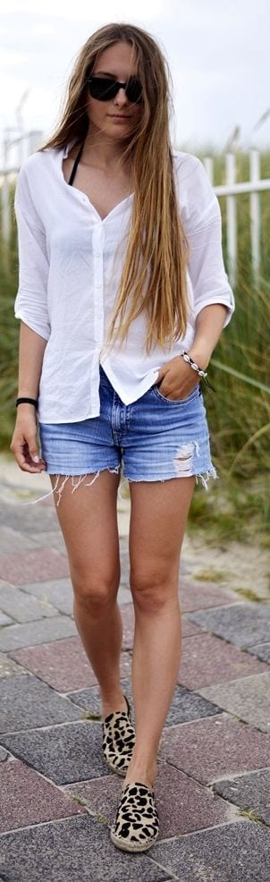 outfit82 Outfits With Espadrilles–17 Ideas How To Wear Espadrilles