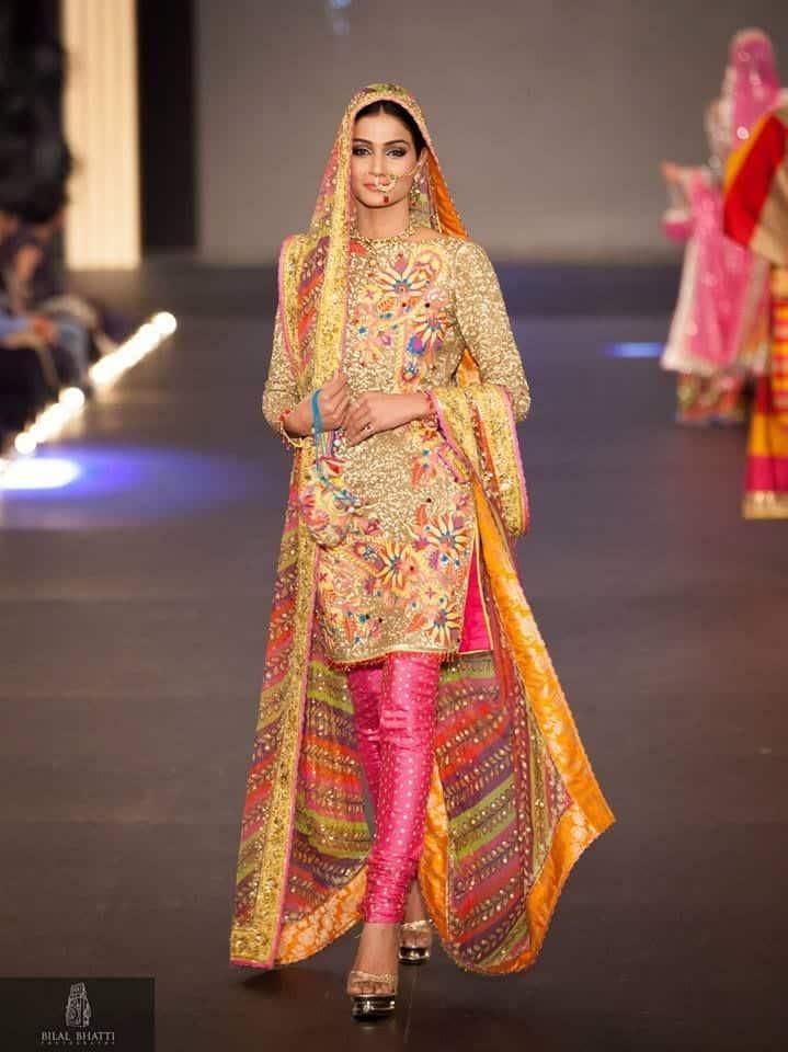 Churidar Shalwar Outfits 18 Ways To Wear Chori Dar Shalwar