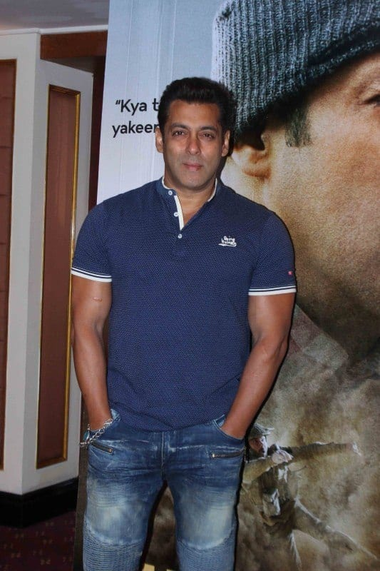 Salman Khan Tubelight Promotions