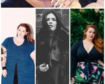 plus size and short height models