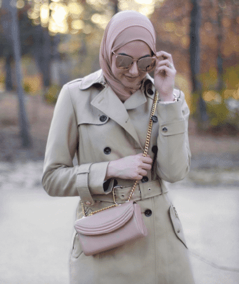 university-hijab-styles 30 Cute Hijab Styles For University Girls - Hijab Fashion