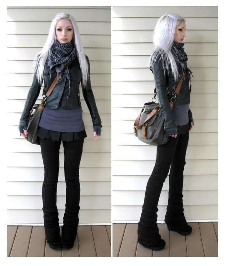 Leg Warmer Outfits - 22 Ideas On How To Wear Leg Warmers
