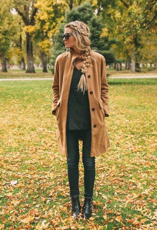 ideas to wear camel coats (12)