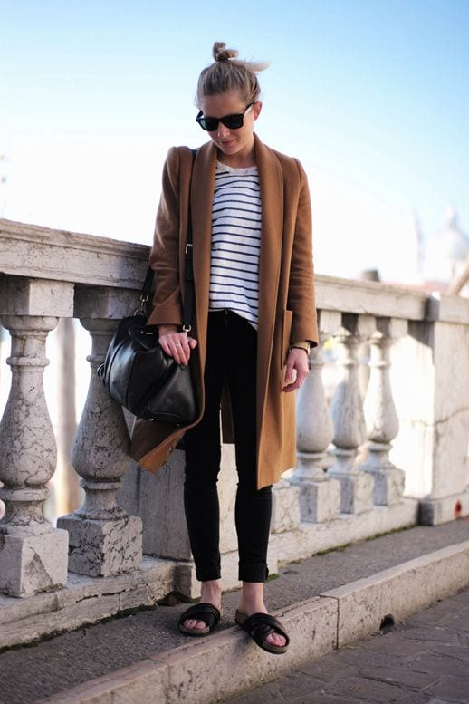 ideas to wear camel coats (8)