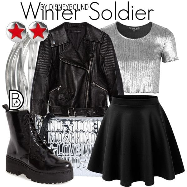 Winter Polyvore Combinations(26)