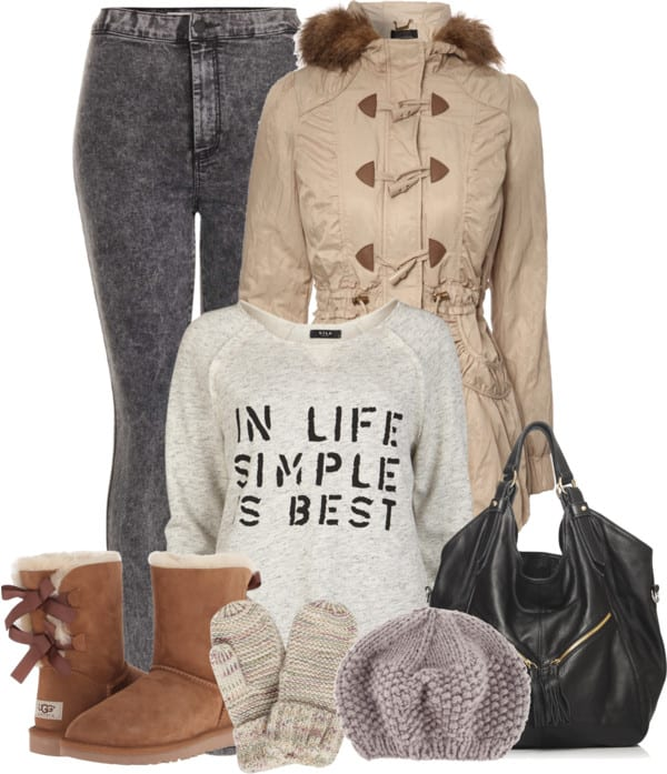 Cute-Winter-Outfit6 Cute Winter Polyvore Outfits-28 Most Viral Polyvore Combinations