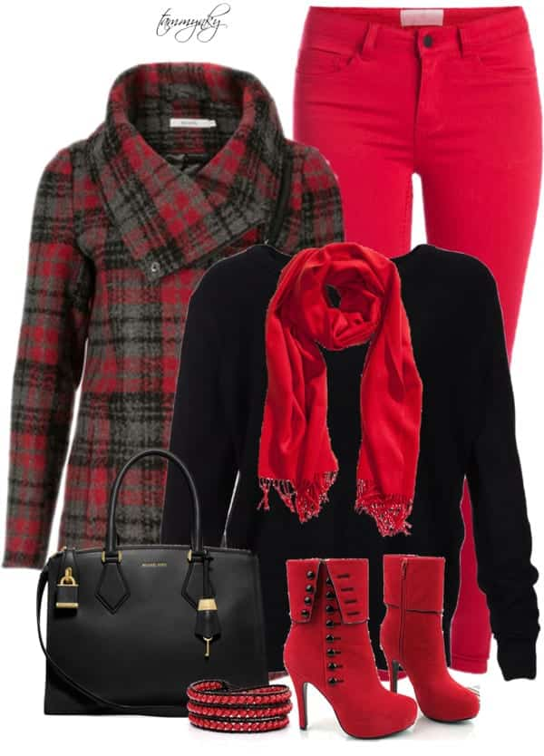 Cute-Winter-Outfit7 Cute Winter Polyvore Outfits-28 Most Viral Polyvore Combinations