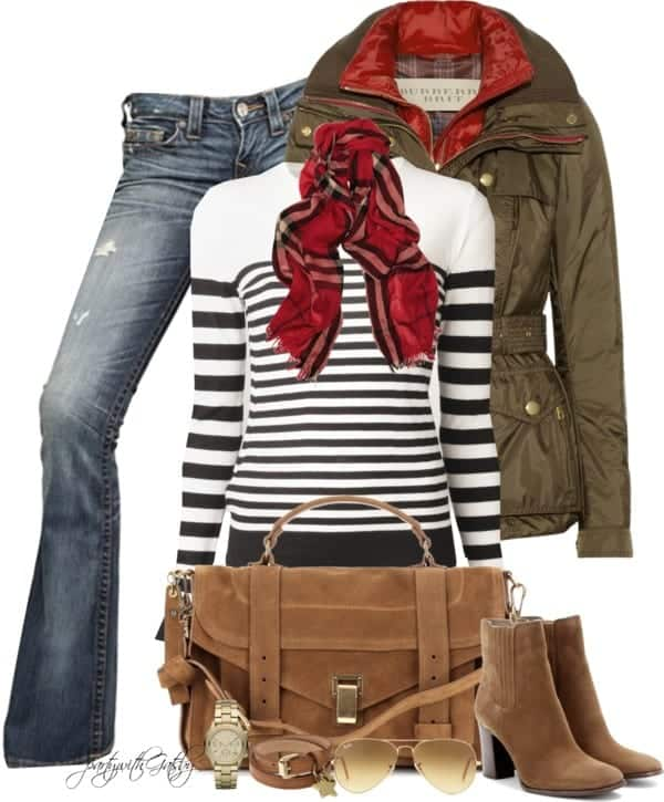 Winter Polyvore Combinations(8)