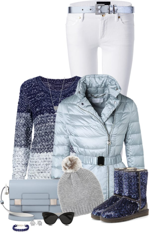 Winter Polyvore Combinations(9)